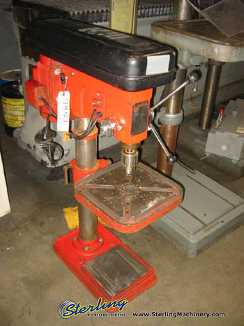 17 used rexon bench drill press mdl rdm 170a sterling machinery rh blog sterlingmachinery com