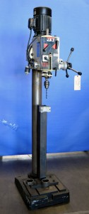 "20"" Used Jet Geared Floor Drill Press, Mdl. GHD- 20, Drill Chuck & Arbor #9259"