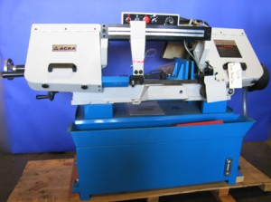"9"" x 16"" New Acra Horizontal  Bandsaw, Mdl. HBS-916, Coolant System, Work Length, Stop #A1370"