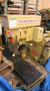 "15"" Used Powermatic Drill Press, Mdl. 1150, #7768"