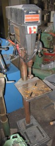 "15"" Used Craftsman Floor Drill, Mdl. 113-21371, #8240"