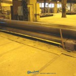 """3/4"""" x 16' Used Webb Initial Pinch Power Roll, Mdl. 16L- 2, Power Drop End, (Updated Electrics), Power Rear Roll Adjustment #A1020"""