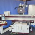 "16"" x 32"" Used Chevalier CNC Automatic Surface Grinder, Mdl. FSG- 1632 TXII, Chevalier PC-Based CNC Control, 2 Axis, Cross & Downfeed (Ball Screws) , Canned Cycles, Plunge, Creep Feed (1996) #9672"