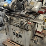 "5"" x 12"" Used Myford Cylindrical Grinder, Mdl. MG- 12, Motorized Workhead With Center,  Tailstock With Center#9767"