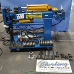 "3"" Used Ben Pearson Tubemaster Hydraulic Tube Bender, Mdl. Tubemaster BP79, Clamp Down Swager, Segment Expander, Quick Change Tube Dies, Swager Tooling, Expander Toolling, 3"" Tooling (2002) #A1411"