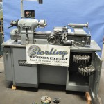 """11"""" x 18"""" Used Hardinge Toolroom Lathe, Mdl. HLV -H, Cushman 3 Jaw Chuck, Lever 5C Collet Closer, 2 Racks Of Collets, Face Plate, Low Hours, Runs Great (1981) #A1414"""
