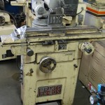 """10"""" x 27"""" Used Ramco Tool & Cutter Grinder, Mdl. RM- 405, Pair of tailstocks, One Shot Lube#9738"""