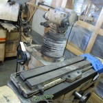 """10"""" x 27"""" Used Ramco Tool & Cutter Grinder, Mdl. R405, Pair Of Tailstocks, 5 1/2"""" x 37 1/2"""" Table Size #9747"""