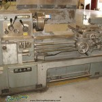 "17""/25"" x 32"" Used Mori Seiki Engine Lathe, Mdl. MS-850G,3 Jaw Chuck, Trav-A-Dial On Carrage, Foot Brake #A1489"