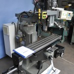 """14"""" New Acra Manual Cold Saw, Mdl. FHC 370T, Stand, Bar stop#A1401"""