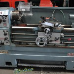 """16""""/24"""" x 40"""" Used Acraturn Engine Lathe, Mdl. LS-400, 3 Jaw Chuck, KDK Tool Post, Chuck Guard, Coolant System, Year (1999) #A1507"""