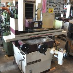 """8"""" x 18"""" Used Chevaliar Automatic Surface Grinder, Mdl. 3A818, Permanent Magnetic Chuck, Coolant System, Splash Guard #A1508"""