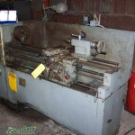"""13"""" x 45"""" Used DoAll Romi Engine Lathe, Mdl. 13-5,3 Jaw Chuck, Coolant System In/mm Threading #A1532"""