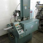 """20"""" Used CTD Automatic High Speed Cut Off Saw (Non Ferrous), Mdl. A480, Auto Feed Mechanism, 3 Pneumatic, Carbide Tip Blade, Out Of Stock Stop, Spray Mist Coolant, Year (1995) #A1573"""