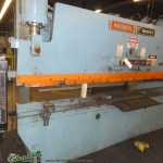 100 Ton x 12' Used Niagara CNC Hydraulic Press Brake, Mdl. HBM-100-10-12, () #A1653