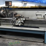 """18""""/28"""" x 80"""" Used American Turnmaster Engine Lathe, Mdl. 1880, Anilam 2 Digital Readout System, 3 Jaw Chuck, Steady Rest, Tool Post Set, Coolant System, Splash Guard #A1701"""