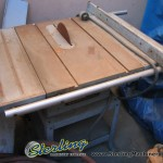 "10"" Used Rockwell Table Saw, Mdl. 34-410, () #7511"