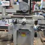 "6"" x 18"" Used Okamoto Surface Grinder, Mdl. PFG - 618 Linear, Sony 2 Axis Digital Readout System, Permanent Magnetic Chuck, One Shot Lube, 2 H.P. #A1612"