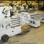 "26""/40"" x 174"" Used Summit Engine Lathe, Mdl. 26-4, 3 & 4 Jaw Chuck, 2 Steady Rest, Rapid Traverse, 15 H.P. #A1622"