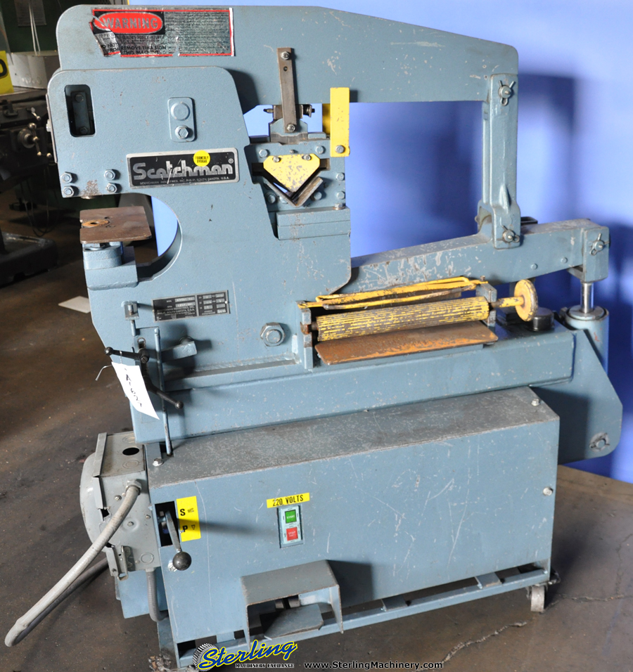 ironworker machine for sale used
