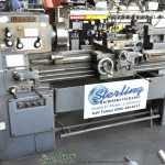 "15"" x 42"" Used Webb Whacheon Engine Lathe, Mdl. RL - 400, 3 Jaw Chuck, Trav-A-Dial On Carriage, Tool Post, Coolant System #A1629"