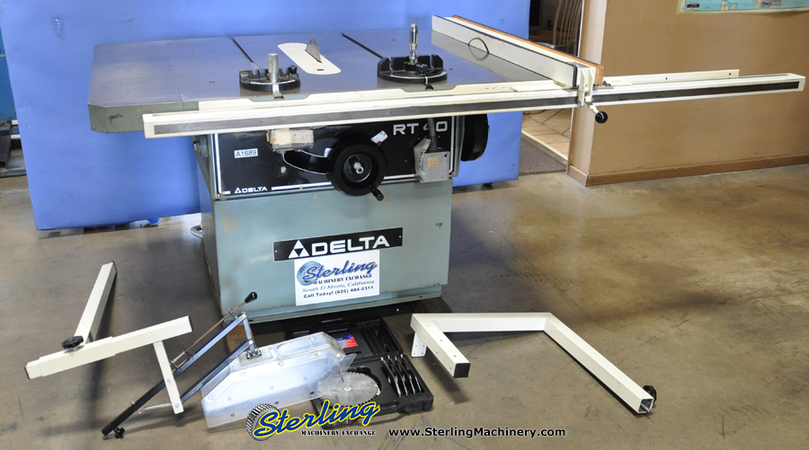 Used Delta Table Saw For Sale