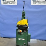 "6"" x 48"" Used Delta Disc Vertical Belt Combination Sander, Mdl. 31-731, Disc Sander Guard, Miter Sanding Tables #A1735"