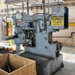 """70 Ton Used Iron Crafter Hydraulic Ironworker, Mdl. 70-70, 9"""" Plate Shear, 4"""" x 4"""" x 1'2"""" Angle Shear, Round Bar Shear, Corner Notcher, Note:  This machine does not have a punching head #A1737"""