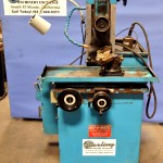 Used Wit-O-Matic Universal Insert Grinder W/Radius Generator Attachment, Mdl. C3912, #A1749