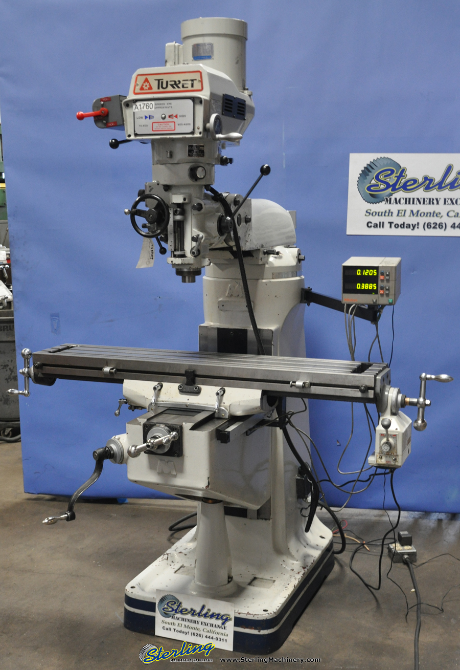 milling machine for sale used