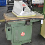 22 Ton Schon Hydraulic Swing Head Clicker Press, Mdl. 8L,  #A1776