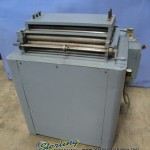 """.065"""" x 25"""" Used Durant Coil Straightener, Mdl. MD-25,  #5919"""