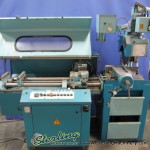 """14"""" Used Eisele Automatic, Mdl. VMS 350PV, Auto Cutting Cycle, Auto Speed Rate, Multiple="""