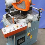 "12"" Used Elu Semi- Automatic Chop Saw, Mdl. # 73, Air Head Feed, Dual Air Horiz/Vert Clamps #9322"