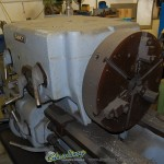 """28"""" x 50"""" Used Sydney Engine Lathe, Mdl. 2550, 24"""" 3 Jaw Chuck, 4 Jaw, DC Variable Drive & Control #9400"""