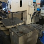 """18"""" Used Grob Vertical Bandsaw, Mdl. NS- 18, Chip Blower, 18"""" Max Height.#9744"""