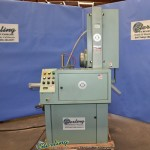 "20"" Used CTD Automatic High Speed Cut Off Saw (Non Ferrous), Mdl. A480, Auto Feed Mechanism, 3 Pneumatic Vises, Carbide Tip Blade, Out Of Stock Stop, Spray Mist Coolant, Year (1995) #A1573"