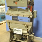 "16 Ga. x 36"" Used Di Acro Hydra Mechanical Press Brake, Mdl. 16-36, Front Operated Manual Backgauge #A1804"