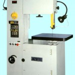 "39"" Brand New Acra Vertical Bandsaw, Mdl. KV-100,  Saw Blade Welder, Grinder, Shear, Worklight #KV-100"
