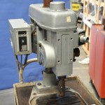 """1/2"""" Used Speedycut Precision High Speed Tapping Machine, Mdl. ST-1-V2, 8"""" x 9"""" Table #A1886"""
