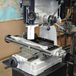 """8"""" x 24"""" Brand New Acra Rong Fu Milling/Drill Machine, Mdl. RF-31, Stand, R8 Spindle #A1887"""