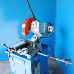 """14"""" Brand New Acra Cold Saw Machine, Mdl. ACCS4-FHC370, Coolant, Work Length Stop, Safety Guard #A1888"""