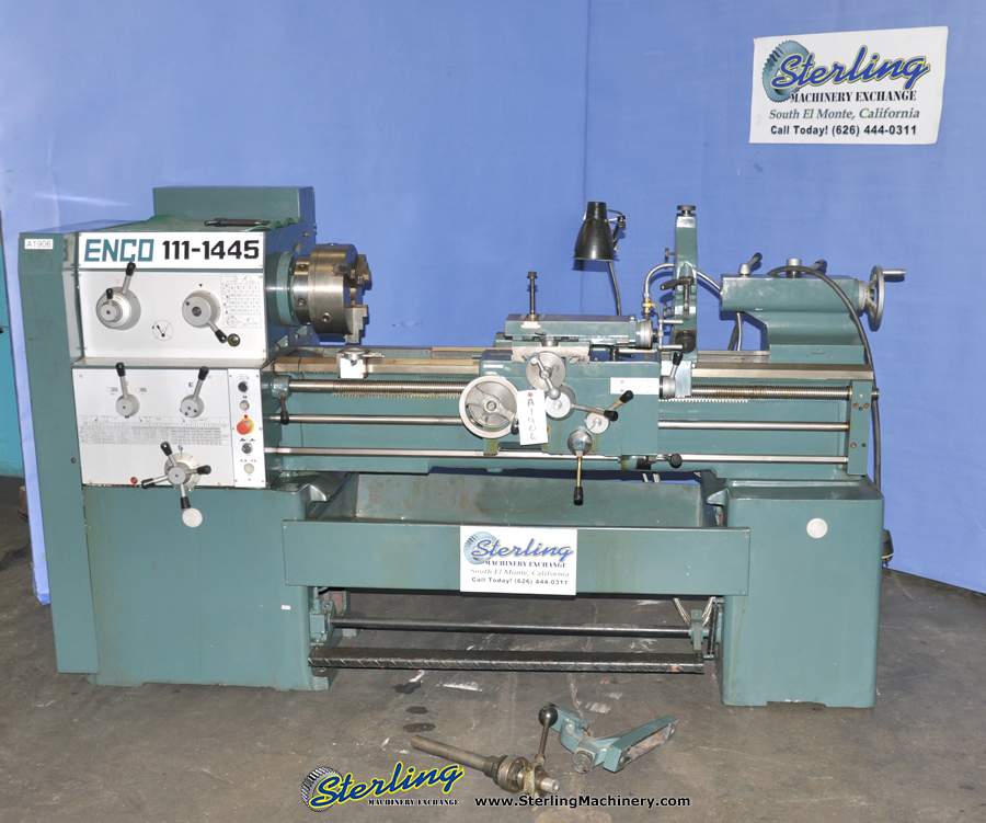 used enco milling machine for sale