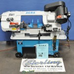 "7"" x 12"" Brand New Acra Horizontal/Vertical Bandsaw, Mdl. UF712N, Coolant, Wheels, Horizontal or Vertical Operation #A1918"