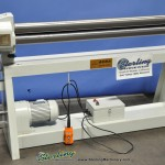 "16 Ga. x 50"" Brand New Acra Powered Slip Roll, Mdl. FR-P5016, Stand, Forward/Reverse Controller #A1920"