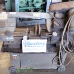 "7"" x 12"" Used Vulcan Horizontal Bandsaw, Mdl. MC243, Coolant System, Work Length Stop, Casters, HP 1, Mitering Vise,  Year (1995)  #A2028"
