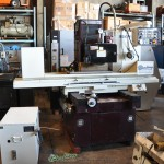 """12"""" x 28"""" Used Chevalier 3 Axis Automatic Surface Grinder, Mdl. FS-1228AD II, 3 Axis Power With Incremental Down Feed, Paper Filter Coolant System, 12"""" x 28"""" Chevalier Electro Magnetic Chuck, Worklamp, Parallel Dresser On Wheelhead,  Year (1996)  #A2128"""