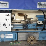 """17"""" x 40"""" Used Graziano Engine Lathe, Mdl. Sag 210n, 3 Jaw Chuck, 4  Jaw Chuck, Duplomatic Model TA-80 Tracer Attachment, Thread Dial, Tool Post,  #A2153"""