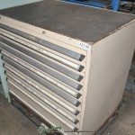 10 Drawers Bott/Kennedy Heavy Duty Cabinet,  #A2158