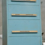 4 Drawers Heavy Duty Storage Cabinet, #A2160